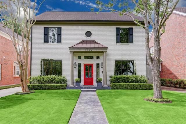 3759 Carlon, Houston, TX 77005 (MLS #43695454) :: The Home Branch