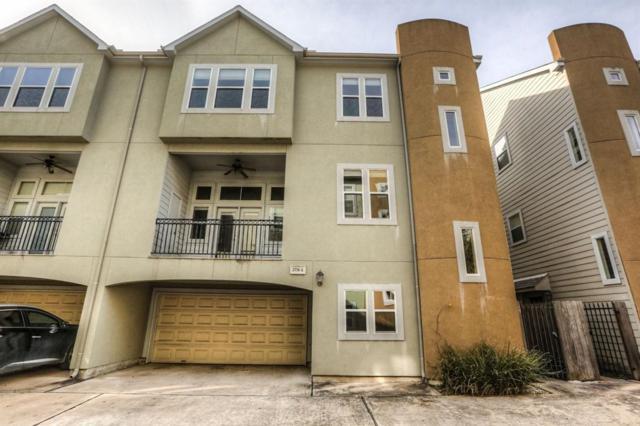 5736 Kansas Street A, Houston, TX 77007 (MLS #43938267) :: Giorgi Real Estate Group