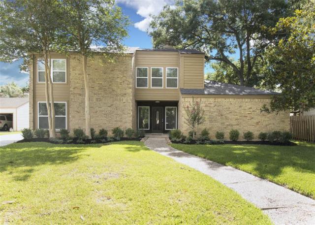 1606 E Hedgecroft Drive, El Lago, TX 77586 (MLS #44241185) :: The Heyl Group at Keller Williams