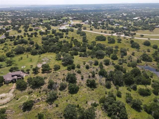 TBD The Hills Road, Horseshoe Bay, TX 78657 (MLS #44252205) :: The Property Guys