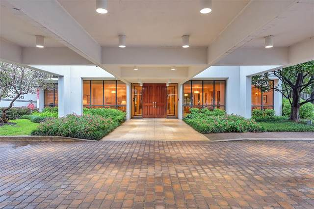 5001 Woodway Drive #402, Houston, TX 77056 (MLS #44360139) :: The SOLD by George Team