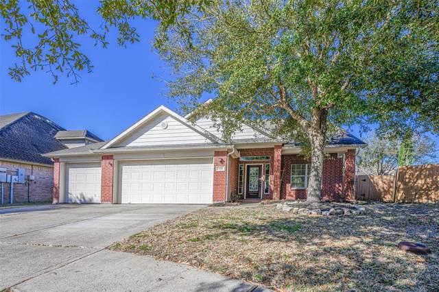 1243 Salerno Court, League City, TX 77573 (MLS #44374356) :: Texas Home Shop Realty