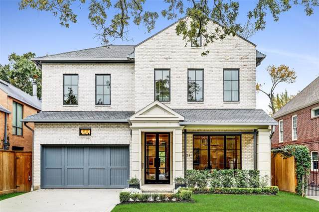6528 Sewanee Avenue, West University Place, TX 77005 (MLS #44465413) :: Giorgi Real Estate Group