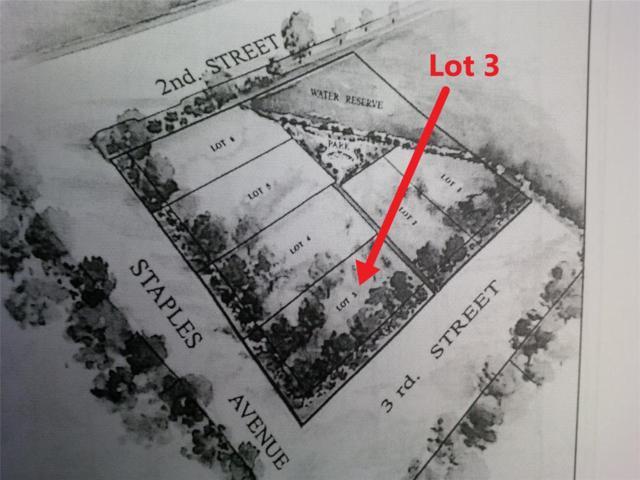 LT 3 Staples Avenue, Seabrook, TX 77586 (MLS #44512552) :: Texas Home Shop Realty