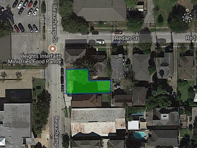 0 Beauchamp Street, Houston, TX 77009 (MLS #44656155) :: Texas Home Shop Realty