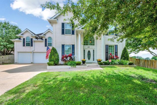 1812 Oakbrook Circle, Pearland, TX 77581 (MLS #44671194) :: Texas Home Shop Realty