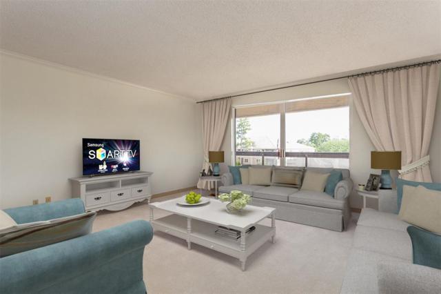 49 Briar Hollow Lane #402, Houston, TX 77027 (MLS #44747832) :: Texas Home Shop Realty