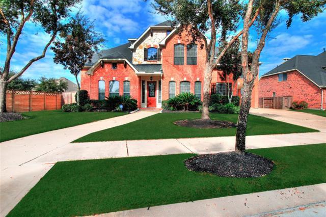 8538 Iron Tree Lane, Katy, TX 77494 (MLS #44786705) :: The Sansone Group