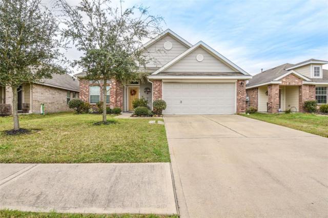 2814 Gaelic Green Street, Houston, TX 77045 (MLS #44960818) :: Fairwater Westmont Real Estate