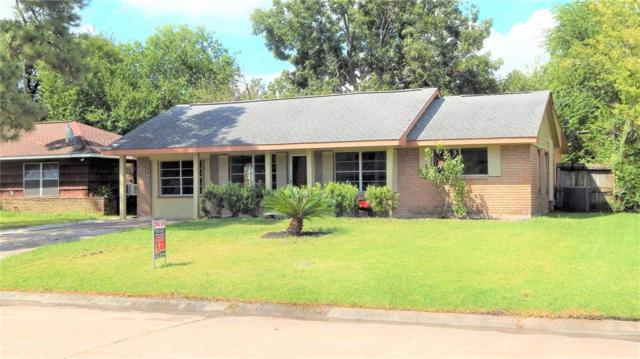 11601 Tilia Street, Houston, TX 77029 (MLS #45006622) :: Texas Home Shop Realty