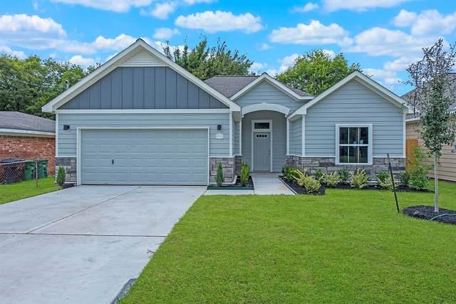 8412 Lawler Street, Houston, TX 77051 (MLS #45063124) :: Homemax Properties