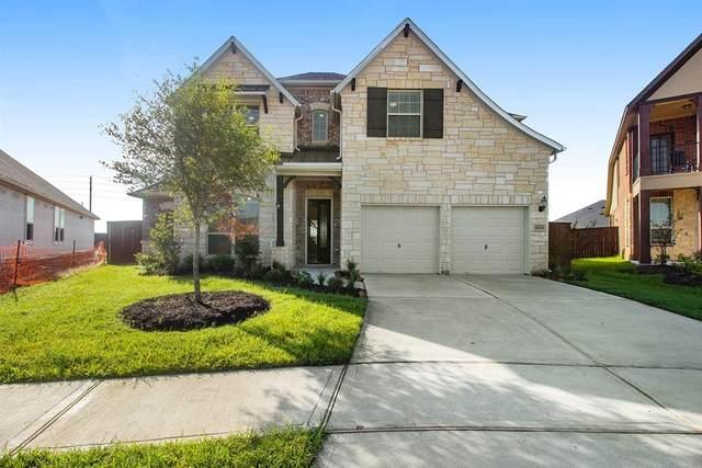 6023 Gladewater Ridge Lane, Manvel, TX 77578 (MLS #45071348) :: The Property Guys