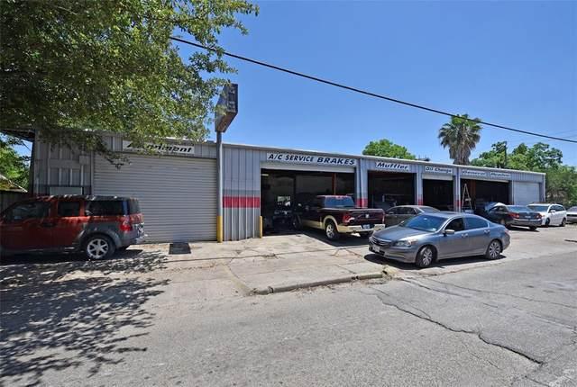 4701 Sherman Street, Houston, TX 77011 (MLS #45130463) :: Michele Harmon Team