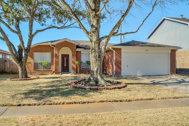 1718 Oak Meadow Drive, Kemah, TX 77565 (MLS #45381907) :: The Bly Team