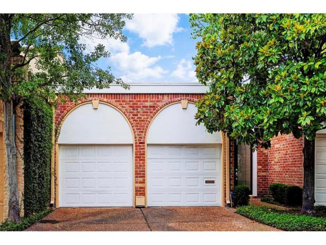 10 S Briar Hollow Lane #36, Houston, TX 77027 (MLS #45470993) :: Team Parodi at Realty Associates