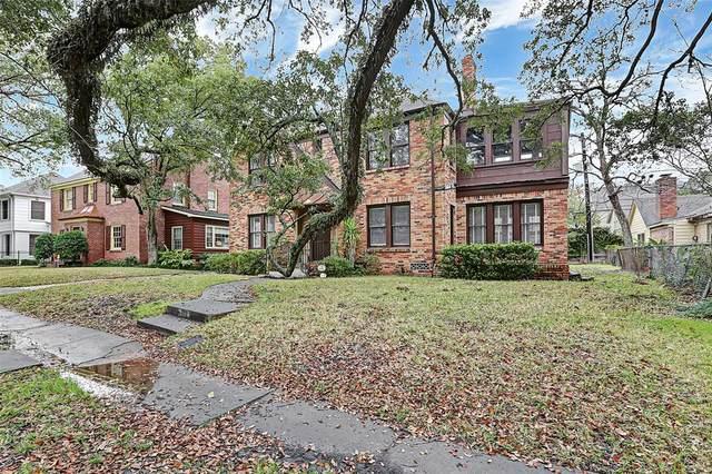 2208 Shakespeare Street, Houston, TX 77030 (MLS #45629533) :: Guevara Backman