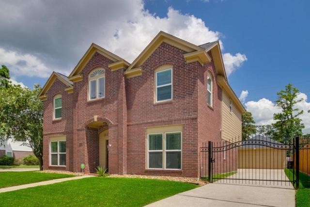 6103 Thom Road, Humble, TX 77346 (MLS #45687967) :: Red Door Realty & Associates