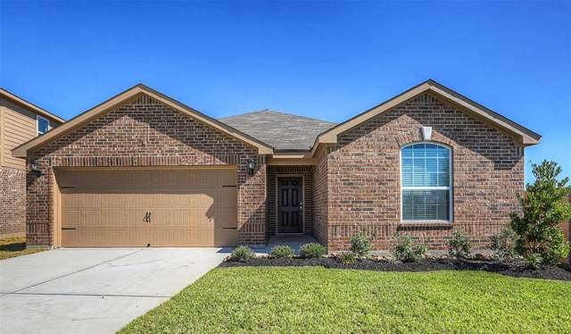 8863 Oval Glass Street, Conroe, TX 77304 (MLS #45757770) :: Giorgi Real Estate Group
