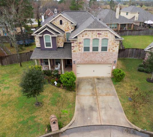 12514 Dover Drive, Montgomery, TX 77356 (MLS #45763088) :: Caskey Realty