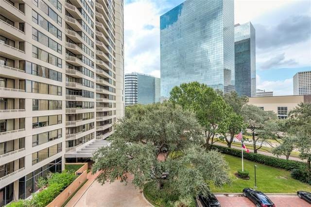15 Greenway Plaza 5E, Houston, TX 77046 (MLS #4576428) :: The Freund Group