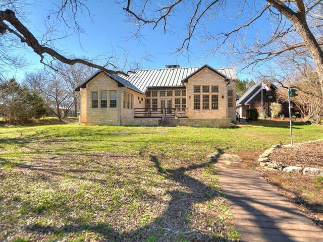 218 River Bluff Lane, Wimberley, TX 78676 (MLS #45806447) :: The Heyl Group at Keller Williams