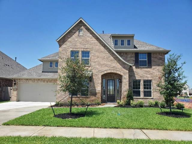 5514 Sierra Court, Pasadena, TX 77505 (MLS #45841056) :: The Freund Group
