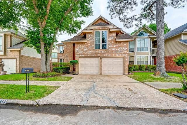 16019 Sunbeam River Drive, Houston, TX 77084 (MLS #45848523) :: Green Residential
