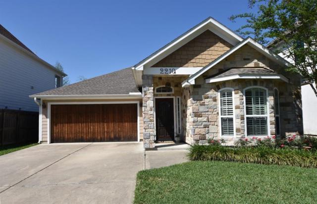 2210 Eclipse Street, Houston, TX 77018 (MLS #46146628) :: Texas Home Shop Realty
