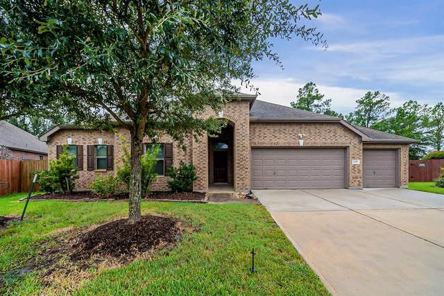 16411 Stable Manor Lane, Cypress, TX 77429 (MLS #46177712) :: The Bly Team