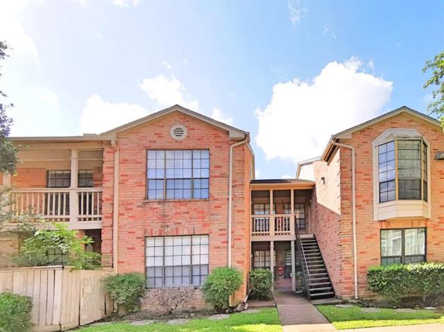 2255 Braeswood Park Drive #274, Houston, TX 77030 (MLS #46188234) :: Texas Home Shop Realty