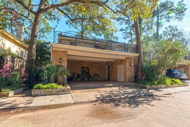 201 Vanderpool Lane #93, Houston, TX 77024 (MLS #46326260) :: The Bly Team