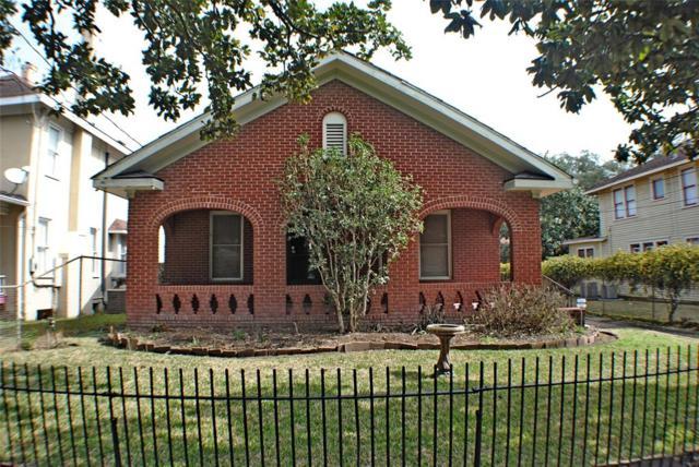 3206 Morrison Street, Houston, TX 77009 (MLS #46336791) :: Texas Home Shop Realty