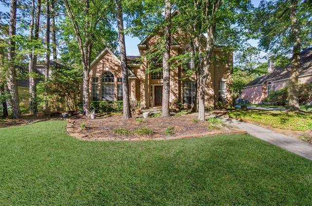 7 E Amberglow Circle, The Woodlands, TX 77381 (MLS #46407564) :: Area Pro Group Real Estate, LLC