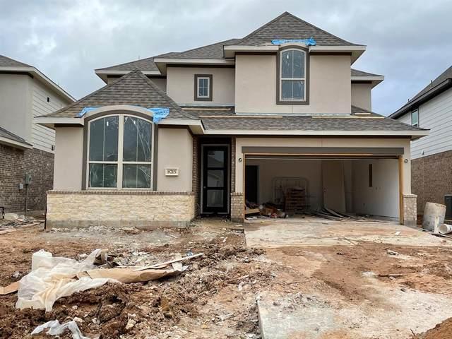 8715 Morris Woods, Missouri City, TX 77459 (MLS #46550108) :: The Home Branch