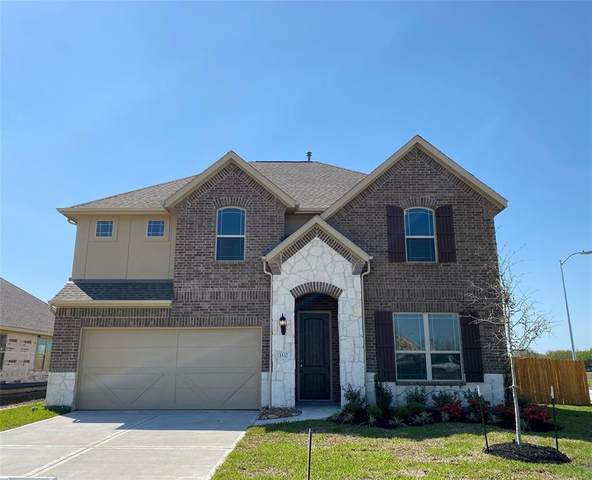 3532 Jasperstone Lane, Pearland, TX 77584 (MLS #46611244) :: The SOLD by George Team