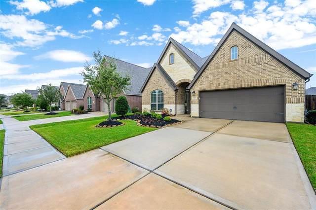 3613 Hilltop View Court, Pearland, TX 77584 (MLS #46622111) :: Christy Buck Team