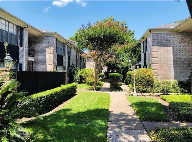 7900 Westheimer Road #222, Houston, TX 77063 (MLS #46622879) :: The SOLD by George Team