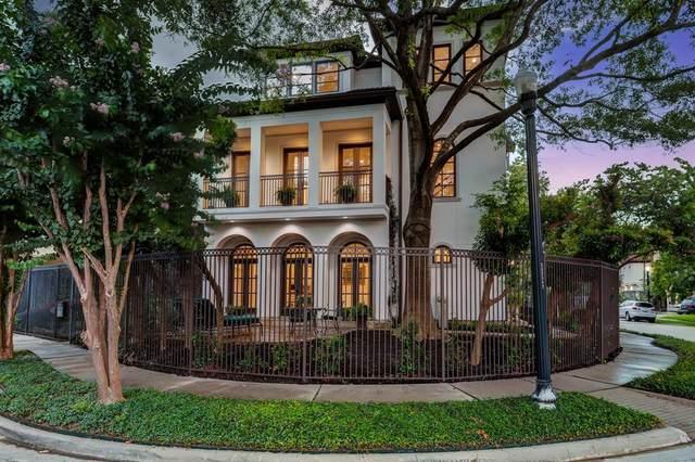 2414 Kingston Street, Houston, TX 77019 (MLS #46640073) :: My BCS Home Real Estate Group