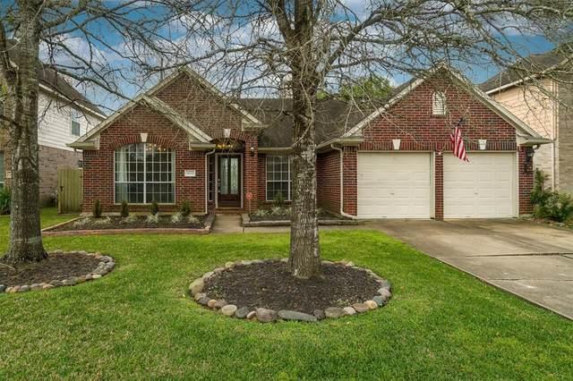 4126 Stonehurst Drive, Pearland, TX 77584 (MLS #46652873) :: Ellison Real Estate Team