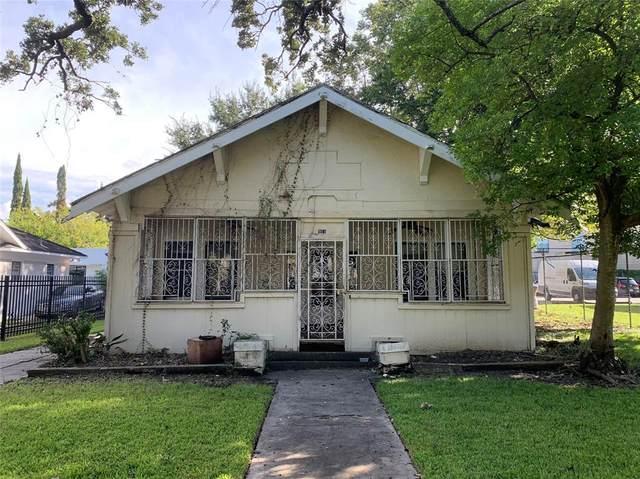 701 Hawthorne Street, Houston, TX 77006 (MLS #46672229) :: Caskey Realty