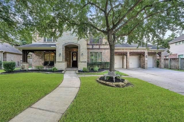 31207 Lakeview Bend Lane, Spring, TX 77386 (MLS #46736423) :: Lerner Realty Solutions