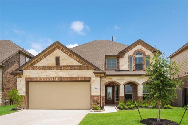 3667 Lake Bend Shore, Spring, TX 77386 (MLS #46771935) :: Giorgi Real Estate Group