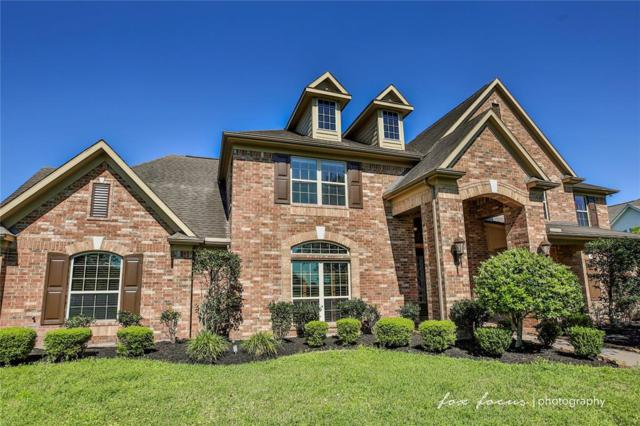 3914 Sunset Terrace Drive, League City, TX 77573 (MLS #47129832) :: The Bly Team