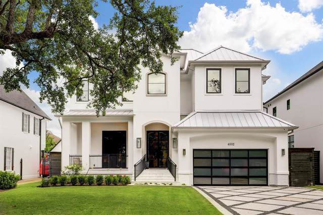 4532 Elm Street, Bellaire, TX 77401 (MLS #47178405) :: JL Realty Team at Coldwell Banker, United
