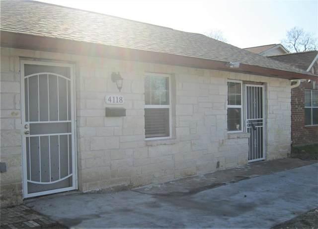 4118 Tareyton Lane, Houston, TX 77047 (MLS #47200346) :: The Queen Team