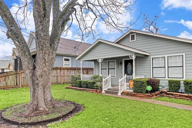1006 Robbie Street, Houston, TX 77009 (MLS #47352086) :: Texas Home Shop Realty