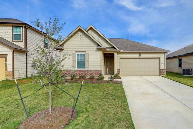 1089 Spindletree Lane, Brookshire, TX 77423 (MLS #47454769) :: The Bly Team