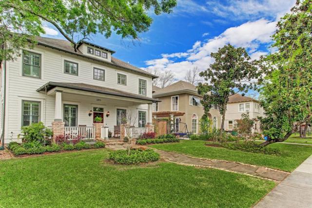 1843 Harvard Street, Houston, TX 77008 (MLS #47457549) :: The Home Branch