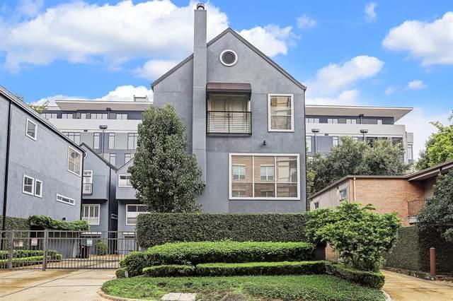 2719 Kipling Street B, Houston, TX 77098 (MLS #47489212) :: Keller Williams Realty