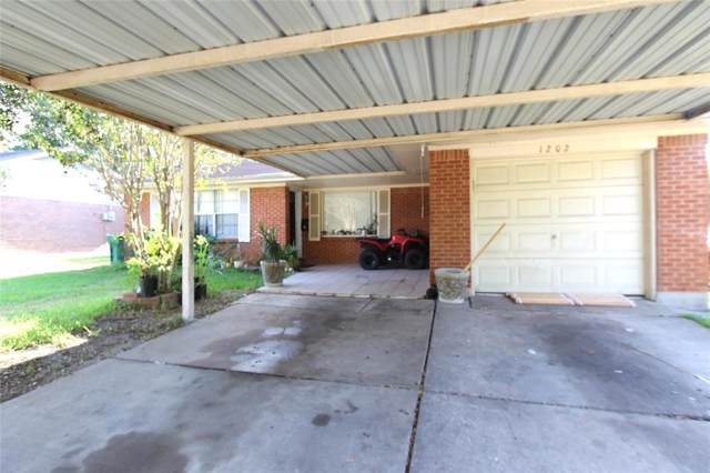1202 Glenmore Drive, Pasadena, TX 77503 (MLS #474923) :: The Heyl Group at Keller Williams
